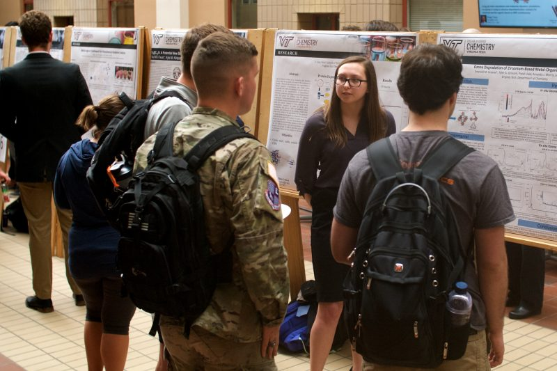 Undergraduate Research Mixer date announced
