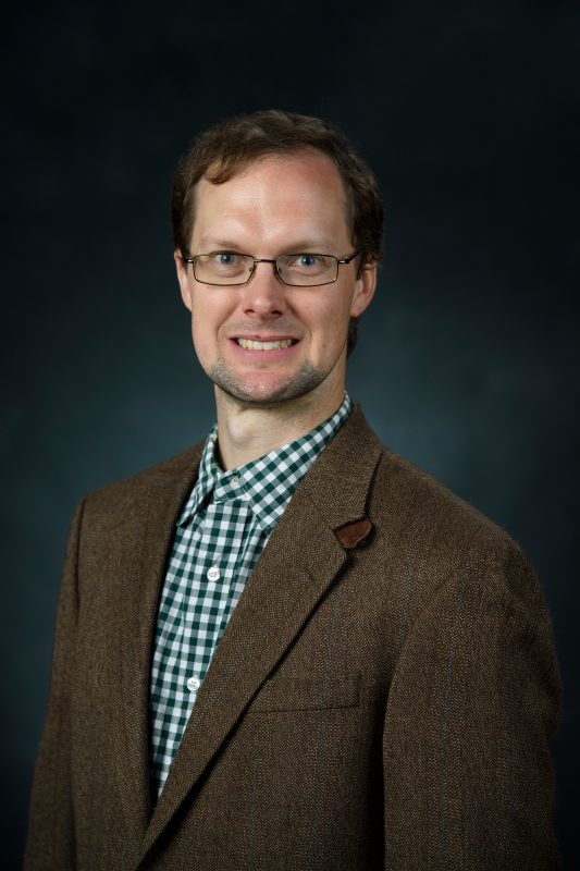 Alumnus Dr. Ryan Fortenberry publishes book on science communication