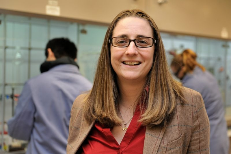 Amanda Morris named faculty fellow for University Shared Research Facilities initiative
