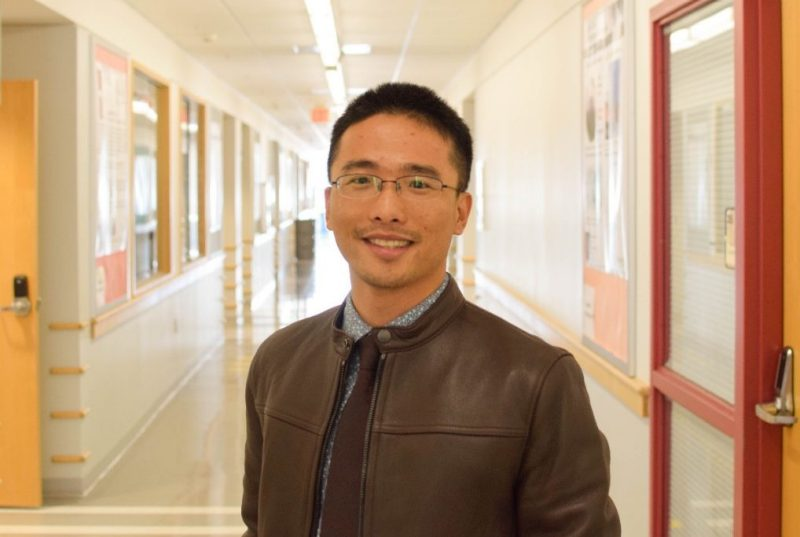 Prof. Feng Lin receives Young Scientist Award